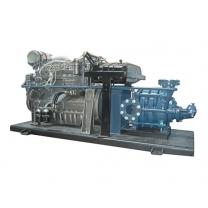 Bơm chữa cháy động cơ Diesel