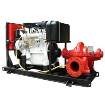 Bơm chữa cháy động cơ Diesel Iveco