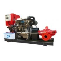 Bơm chữa cháy động cơ Diesel Huyndai