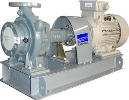 Bơm điện EBARA động cơ SIMENS 50HP